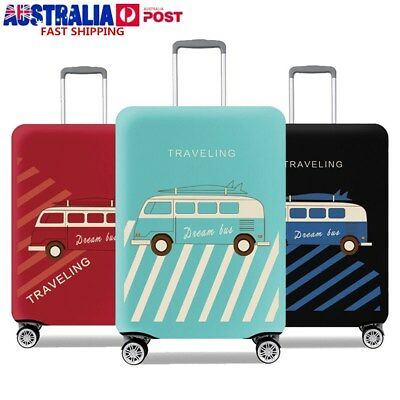 18-32Inch Bus Elastic Luggage Suitcase Cover Dustproof Protector Case Travel Bag
