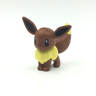 Pokemon Go action figure toys eevee Monster Collection 5cm