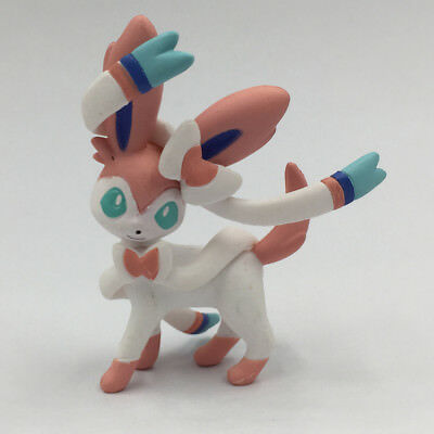 Pokemon Go Sylveon action figure toys Monster Collection eevee family 5cm