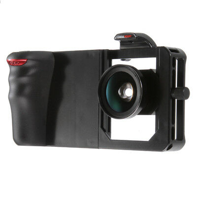Mobile phone SLR 0.45x Super wide angle lens 2in1&Photography bracket Universal