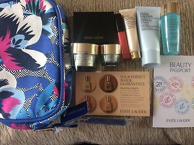 Estee Lauder Gift Set Daywear Perfectly Clean Tempting Melon Illuminator & more!
