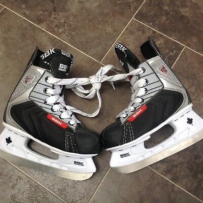 Size 1 UK or Size 33 continental SBK Skating Boots very good condition