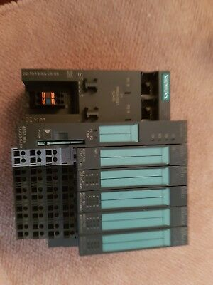 Siemen's Et200S Profinet With Module's And Memory Card