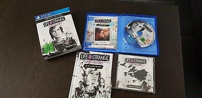 Life is strange before the storm limited edition PS 4