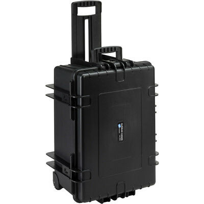 B+W Type 6800 Case In Black Hard Shell Wheeled Trolley Case For Telescopes