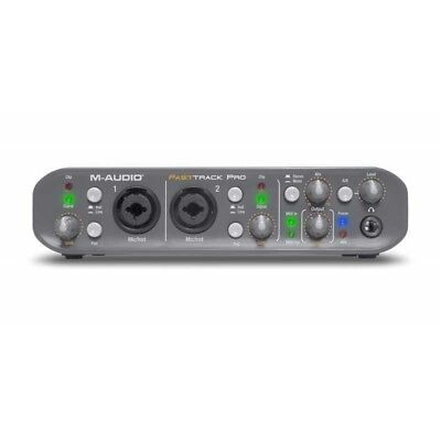 M-AUDIO Fast Track Pro USB Interface