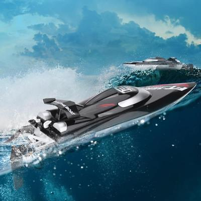 FeiLun FT012 2.4Ghz 4CH Brushless RC Racing Boat Kid Gift 50km/h High Speed Boat