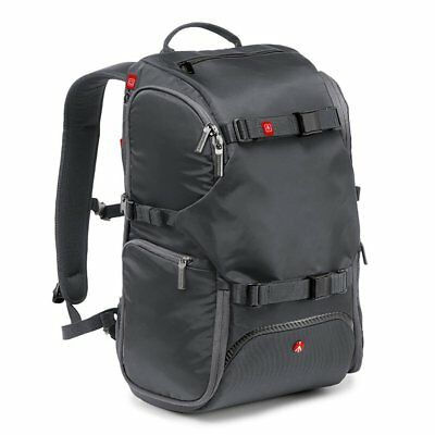 Manfrotto Travel Backpack - Backpack, grey NEW