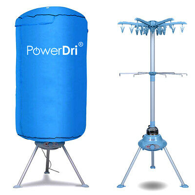Hot Air Clothes Dryer Electric Drying Machine Home Indoor Portable Dorms Hanger