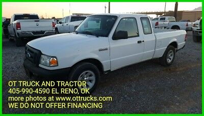 Ford Ranger XL 2009 Ford Ranger XL Extended Cab ARE Utility Camper Shell 2.3L 2wd Pickup Truck