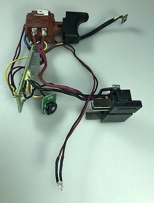 Worx WX176L.9 20v Max 1/4 Hex Switchdriver Switch