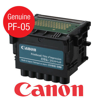 Canon GENUINE PF-05 Inkjet Print Head - Brand New - Factory Sealed, Never Opened