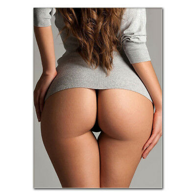 "Fridge Toolbox Magnet Cute BUM sexy Girl backside Collectible Size 2.5"" x 3.5"""