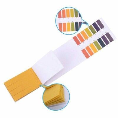400x MS® PH Test Strips Litmus Paper Tester Urine Saliva Aquarium Cosmetics Body