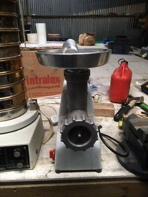 table top meat mincer