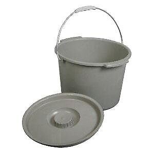 Alimed Pail with Sleeve and Lid