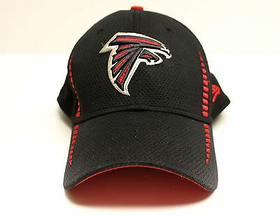 promo code c66d6 b1a47 Atlanta Falcons Football NFL New Era 39Thirty S M Small Medium Embroidered  Cap