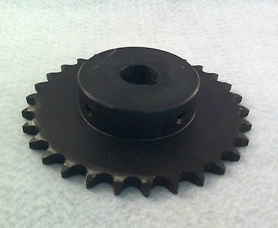 "50 Chain 30 Tooth 1"" Bore Gear Sprocket #50B30 Overhead Garage Opener Motor Part"