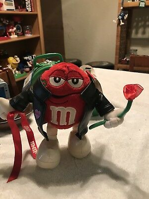 Lot of 5 Collectible Vintage M&M Candy See pics all in display quality