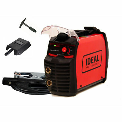 IDEAL TECNOARC 181 IGBT DIGITAL MMA/ARC Welder Welding Inverter 180A 1 phase