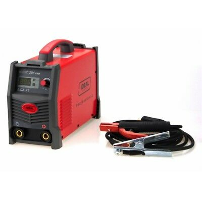 IDEAL V-ARC 201 PRO + ACX IGBT DIGITAL MMA/ARC Welder Welding Inverter 200A NEW!