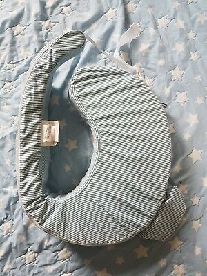 My Breast Friend. Breastfeeding pillow. Excellent condition. RRP £55