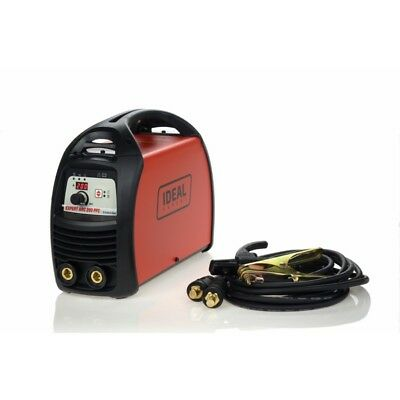 IDEAL EXPERT ARC 200 VRD PFC IGBT DIGITAL MMA/ARC Welder Welding Inverter 200A