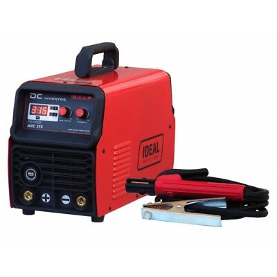 IDEAL TECNOARC 315 DIGITAL IGBT DIGITAL MMA/ARC 3PH Welder Welding Inverter 270A