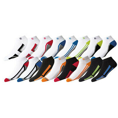 NEW LIMITED Mens Footjoy ProDry Sport Fashion Golf Socks, PICK A COLOR, ONE PAIR