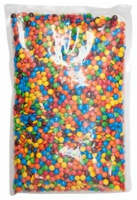 M&M Mini 1kg Milk Chocolate Lolly Buffet Party Favors Sweets M&M's Minis Mars