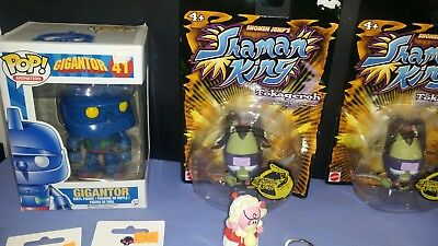 joblot mixed items toys anime other