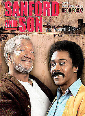Sony Pictures Sanford and Son - The Complete Fourth Season - DVDs