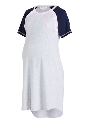 Peter Alexander Ladies New With Tags Sporty Maternity Nightie Rrp $89.95