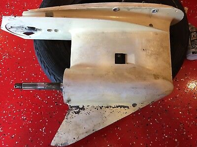 Brp 130 Hp Evinrude Johnson  E - Tec Lower Unit Gear Box  (2008)
