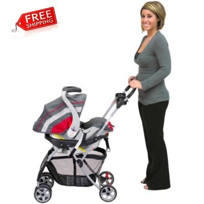 Car Seat Carrier Stroller Infant Travel Lightweight Snap N Go NEW FREE SHIPPING