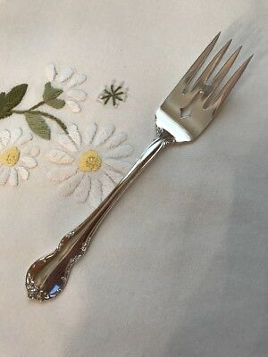 "Towle French Provincial Sterling Salad Fork(s) 6-3/8"" No Monograms (9 available)"
