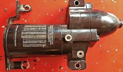 Brp 130 Hp Evinrude Johnson  E - Tec Electric Starter Motor  (2008)