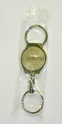 Swatch IRONY KEYCHAIN with logo new in packaging