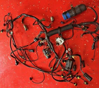 Brp 130 Hp Evinrude Johnson  E - Tec Wiring Harness  (2008)