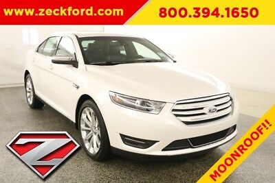 Ford Taurus Limited 3.5L V6 24V Automatic FWD Moonroof Premium