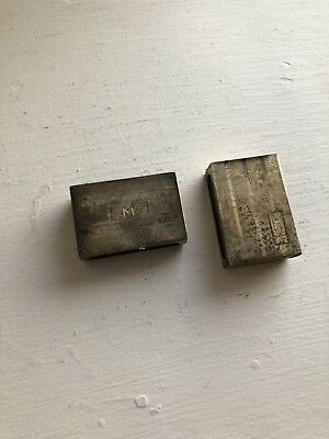 Antique Sterling Silver Match Holders With Original Matches