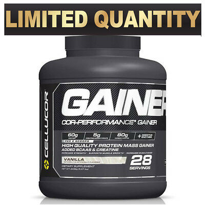Cellucor Cor-Performace Gainer Protein | 5.37Lb Pro Mass Weigh Lean Serious Mass