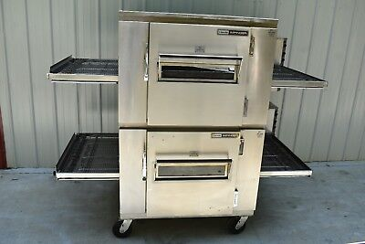 Lincoln Impinger 1000 Double Stack Conveyor Ovens