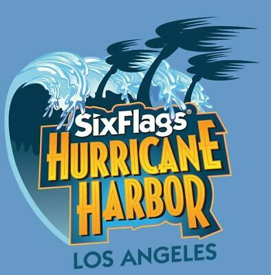 Six Flag's Hurricane Harbor Los Angeles Tickets $29.99    A Promo Discount Tool