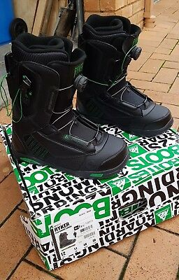 K2 Ryker snowboard boots size 12 perfect condition, Never used