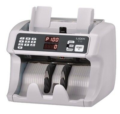 Abacus F-10 High Quality Banknote Counter with Counterfeit Detection