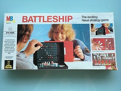 Battleship Vintage Board Game 1975 - NEW UNOPENED | COLLECTABLE RARE