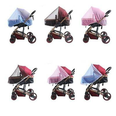 1pcs baby universal strollers mosquito net umbrella car-covers encryption SALE