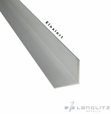"Aluminium Angle "" Anodized "" Alloy Profile L Section Aluminum"