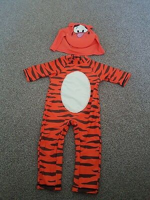 Tigger swimming costume 12-18 months